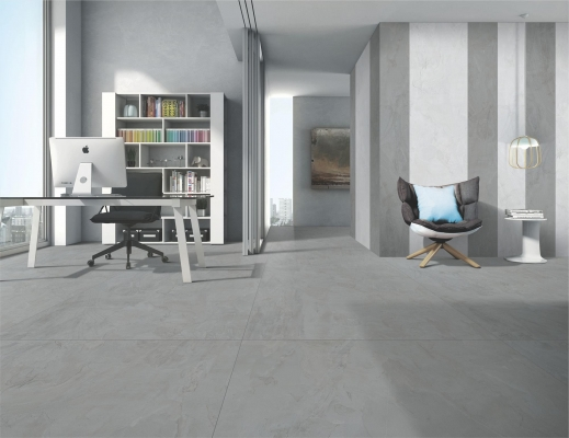 2400 x 1200 mm matt large format porcelain slab