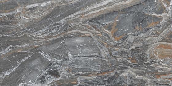 Leopard Black Marble Slab