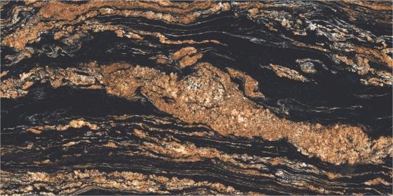 Magma Black Marble Slab