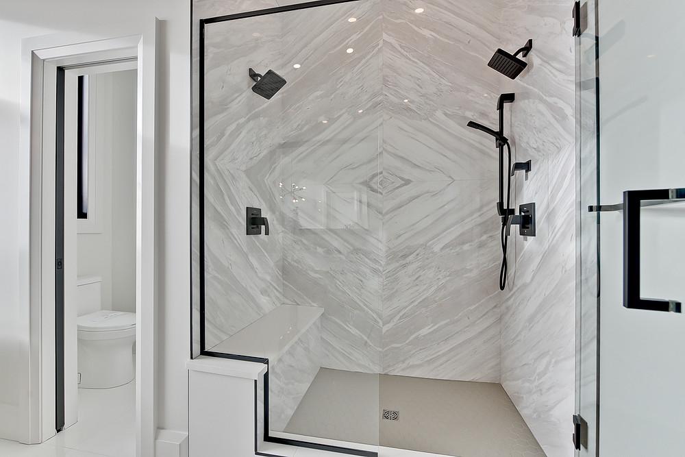Marble Slab In Bathroom