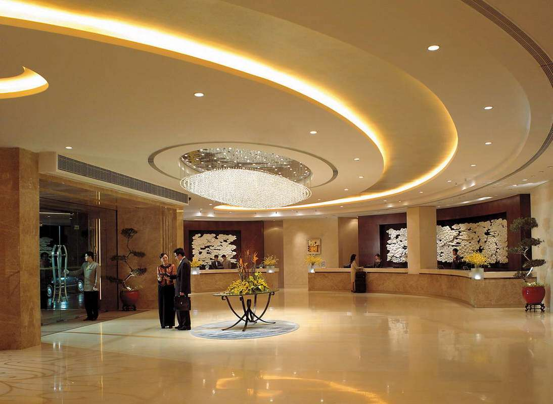 Marble Slab In Hotel