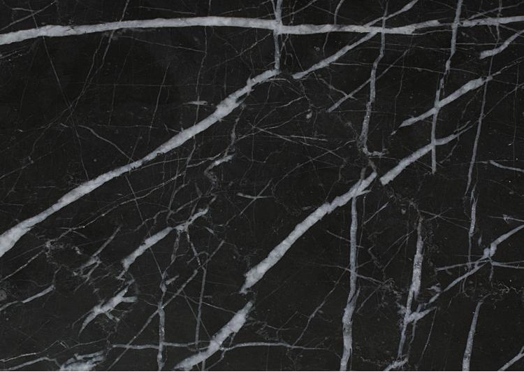 Nero Marmo Carrara Marble Slab