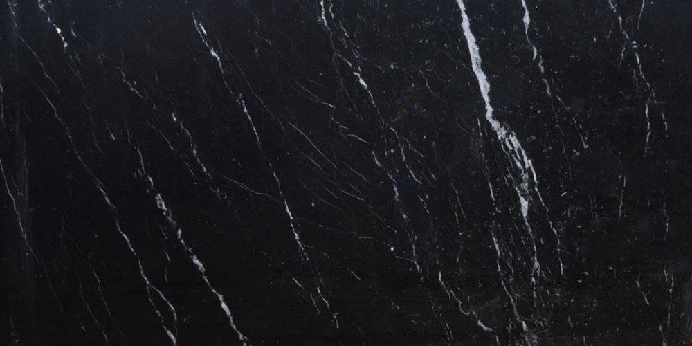 Nero Pietra Black Marble Slab