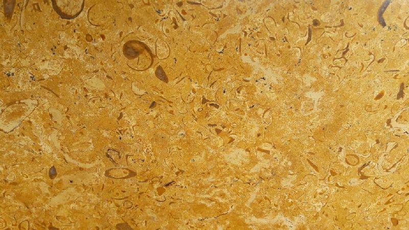 Yellow Marble Slab